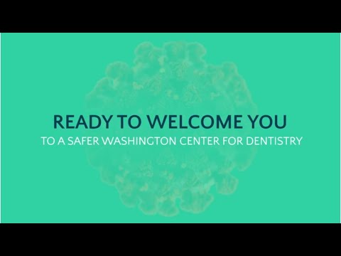 Ready to Welcome You to a Safer Washington Center for Dentistry