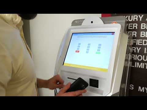 Bitcoin DAVE - Bitcoin ATM Product Demo