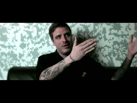 Nathan Gray - Boysetsfire - I am Heresy - Interview 2013