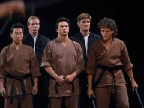 Mission of Justice: The Gauntlet Scene Jeff Wincott as Kurt Harris - YouTube
