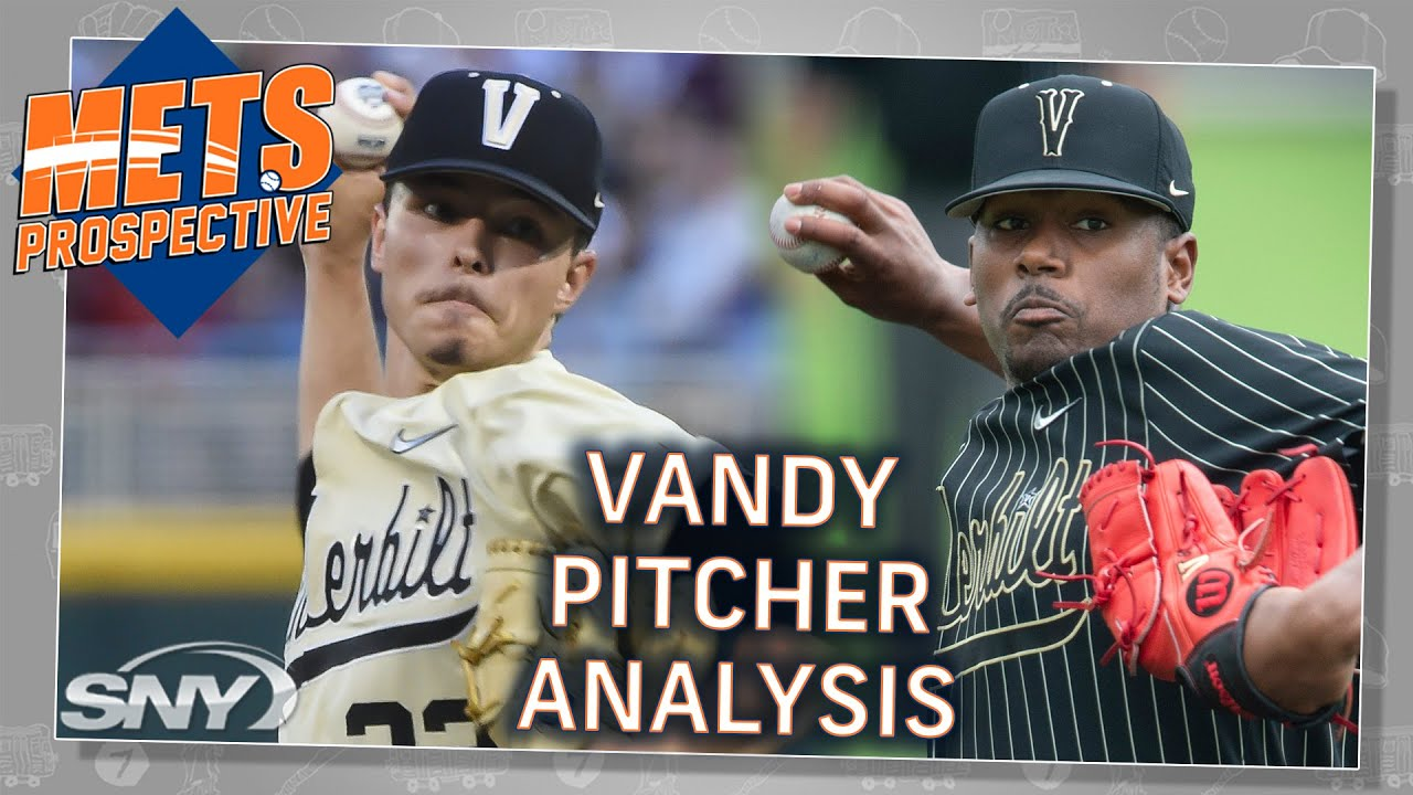 Vanderbilt's Kumar Rocker falls to New York Mets with No. 10 pick in ...