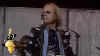 Tom Petty And The Heartbreakers - The Waiting (Live Aid 1985)