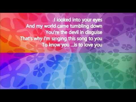 Madonna  Beautiful Stranger Lyrics on Screen