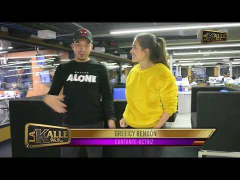 Greeicy Rendón le dio clase de SAMBA a Lokillo | La Kalle