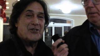 Intervista ad Angelo Sotgiu dei Ricchi e Poveri prima del concerto a Giulianova