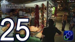 FINAL FANTASY XV PS4 Walkthrough - Part 25 - The Perfect Landscape