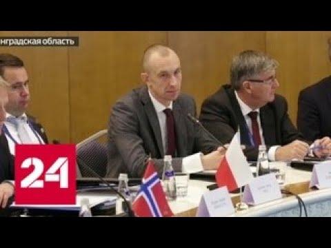 Прокуроры из стран Совета государств Балтийского моря обсудили борьбу с терроризмом - Россия 24