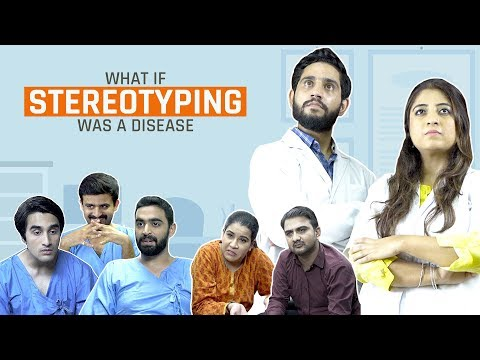 MensXP:  What If Stereotyping Was A Disease