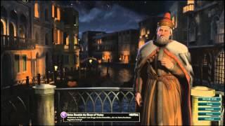 Civilization V OST | Enrico Dandolo Peace Theme | Rotta Ò Sonata