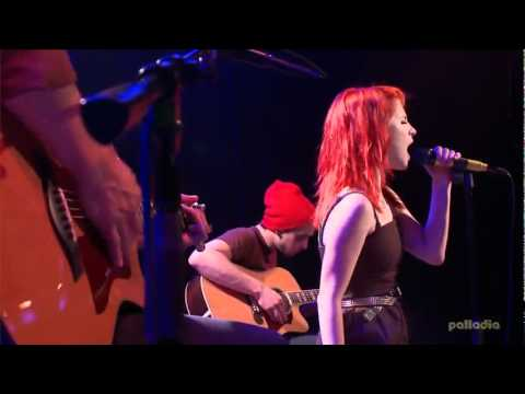 Paramore   Ignorance  MTV Unplugged  HD