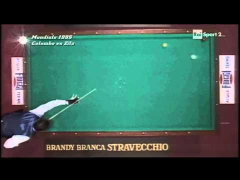 Campionato del mondo 5 birilli 1995   Zito vs Colombo   Perle di sport