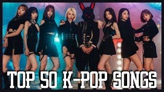 TOP 50 K-POP SONGS - AUGUST 2019 (WEEK 3)