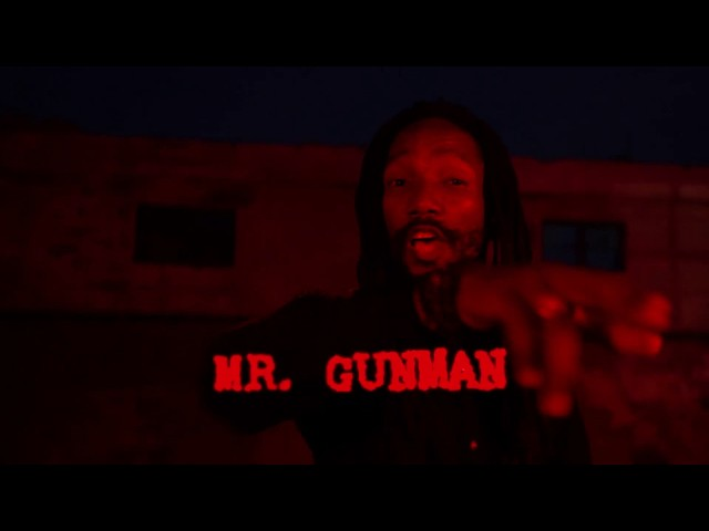 Kabaka Pyramid 'Mr Gunman'