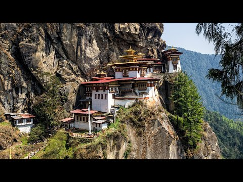 Spectacular hike to Tiger's Nest & other sightseeing in Bhutan
