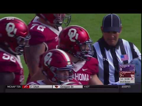 2016 Kansas State vs Oklahoma