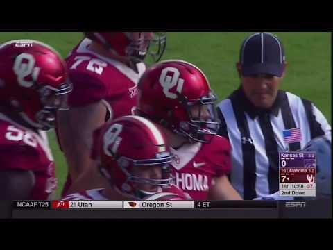 2016 Kansas State vs Oklahoma