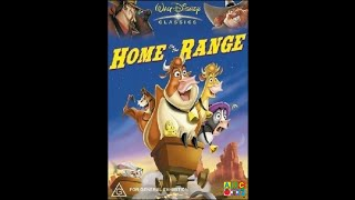 Opening & Closing to: Home on the Range (2005 VHS) (Australia) (ABC For Kids Version)