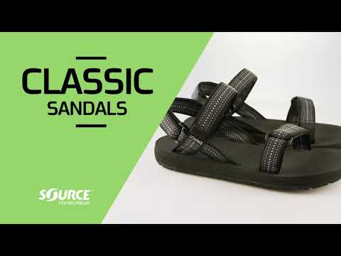 SOURCE Classic Hiking Sandals