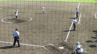 日本女子ソフトボールリーグ1部第6節第1日 vsトヨタ自動車レッドテリ...