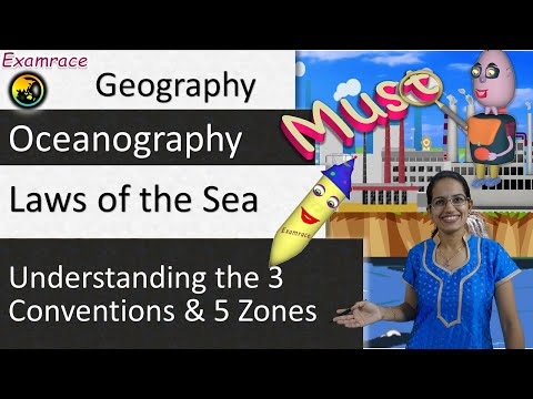 Laws of the Sea - Understanding the 3 Conventions & 5 Zones