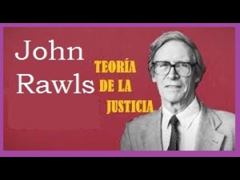 La teoría de la justicia de John Rawls