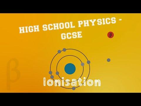 Physics - Radioactivity - Ionisation