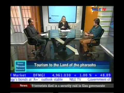 What is the future of tourism in Egypt? Interview on Nile TV with Samir Abbass - Real Egypt
