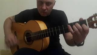 Испанская музыка на гитаре