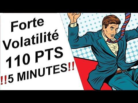 TRADING en DIRECT ��110 PTS en 5 MINUTES [11 mars 2020]
