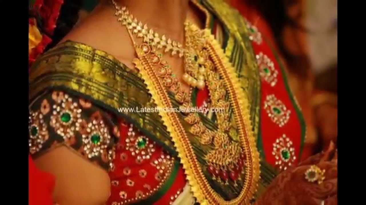Latest Indian Gold Jewellery YouTube