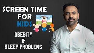 Screen Time for Kids | Dr Ashwin Vijay | Health Tips for Kids |
