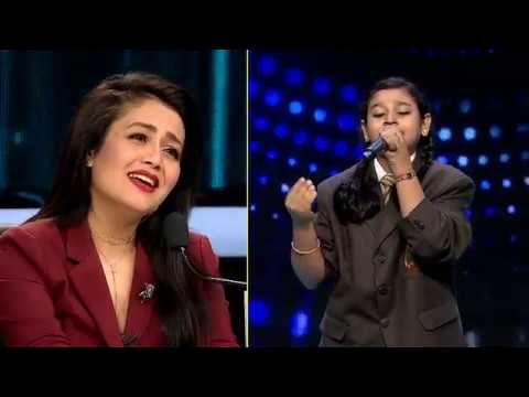 ZEE TV - SA RE GA MA PA LIL CHAMPS - SONAKSHI