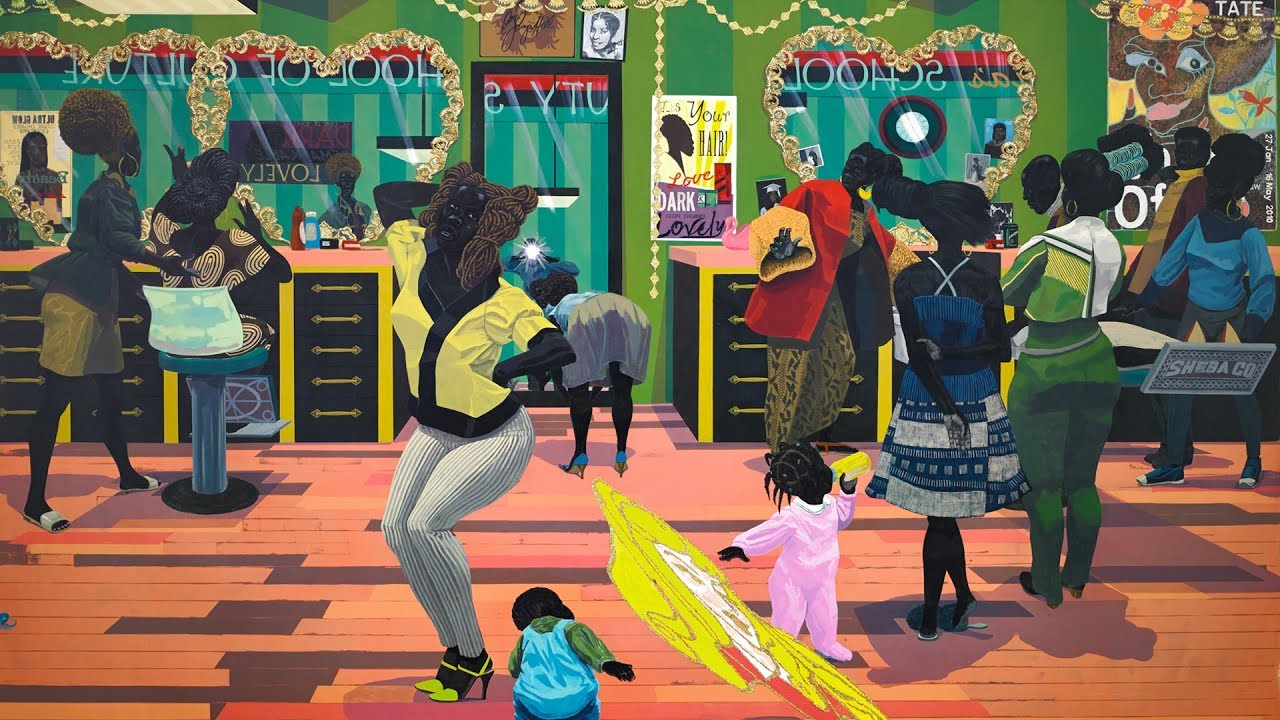 Figuring History | Robert Colescott, Kerry James Marshall, Mickalene Thomas