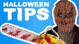 10 HALLOWEEN TIPS!