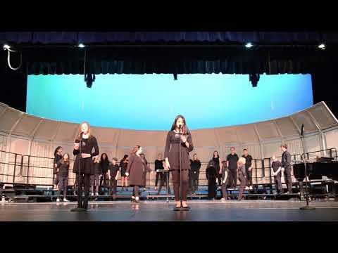 Barrington Prairie Middle School Choir - Spring 2019