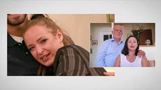 Η Βίβιαν βλέπει το βίντεο της οικογένειάς της αγκαλιασμένη με τον Παναγιώτη | The Bachelor Επ.28