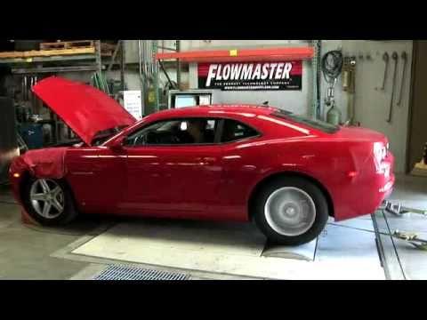 2010 Chevrolet Camaro 3.6L V6 Engine Dyno Test with ...