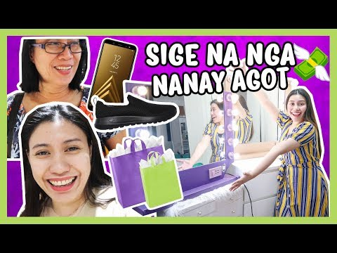 CAN'T SAY NO (NAY AGOT EDITION) 😂+ VANITY MIRROR GIVEAWAY 💜 Purpleheiress
