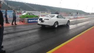Repeat youtube video Drag Supra 1500 BHP
