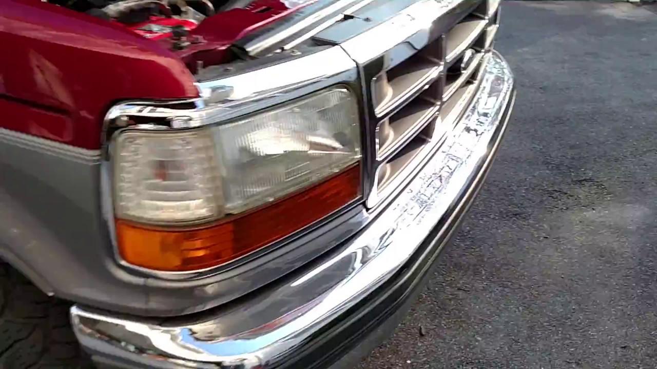 Ol red f150 1995 (bad PCM?)