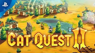Cat Quest II - Launch Trailer | PS4