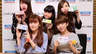 2017年5月13日に放送された2時間番組「ニッポン放送ショウアップナイタースペシャルLittle Glee Monsterの音楽が好きだ」のトーク部分をアップ。