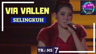 Gambar cover SELINGKUH ~ VIA VALLEN  ['VIA VALLEN' DANGDUT NEVER DIES (01/05/18)]