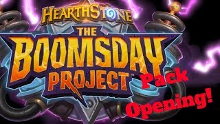 The Boomsday Project Pack Opening!