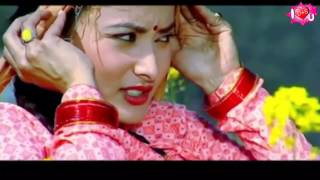 Nepali Geet----Timrai jhalko aauchha mero Pardesi with lyrics HD