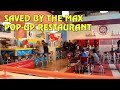 Saved by the Max Pop-Up Restaurant in West Hollywood