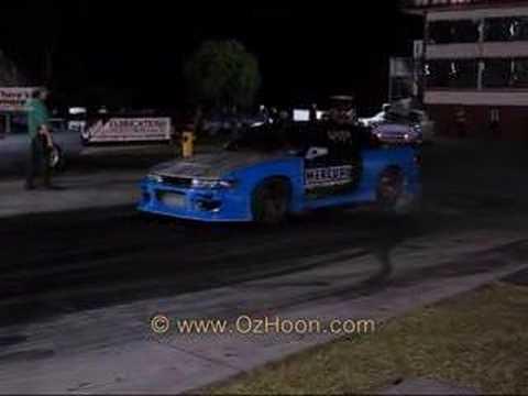 Mercury Motorsport 10.7 @ 138mph Nissan Silvia
