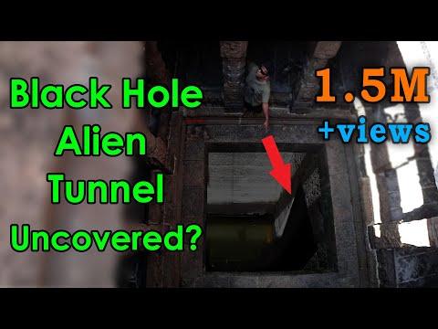 BLACK HOLE Temple Found Underground? Secret Doorway to Parallel Universe?