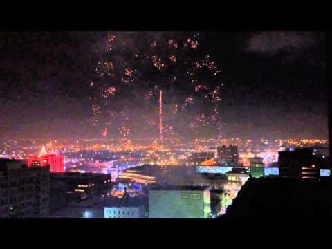 New Years 2014, Salt Lake City, Utah
