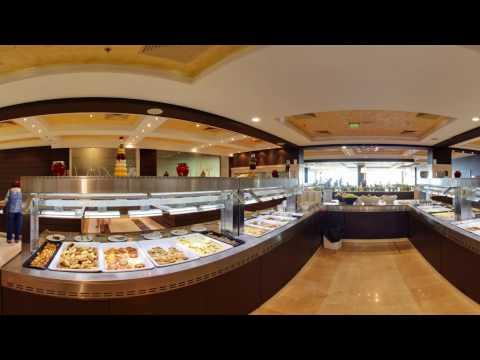 3D Hotel International Hotel Casino & Tower Suites. Bulgaria, Golden Sands / 2017 Project 360Q